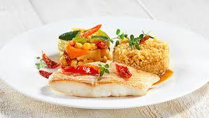 paul bocuse recettes cuisine recette pavé de cabillaud légumes couscous recette institut paul