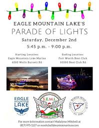 parade of lights fort worth 2017 parade of lights 2017 trey bull s eagle mountain lake newsletter
