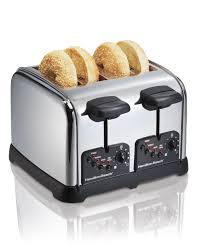 8 Slot Toaster Amazon Com Hamilton Beach Classic Chrome 4 Slice Toaster 24790