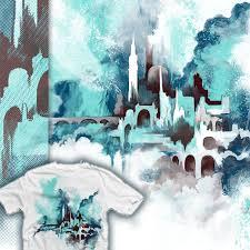 Castle On A Cloud Shirt Woot