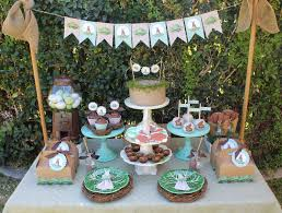 Easter Party Table Decorations by Vintage Easter Party Ideas Laura U0027s Little Party