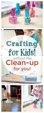 let your kids craft without the cleanup for you cookie sheet