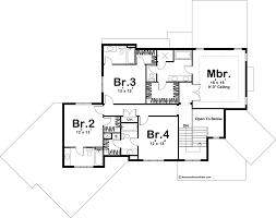 contemporary farmhouse floor plans 2 story modern farmhouse house plan shadow creek