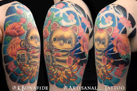 tattoos by kristin bonafide