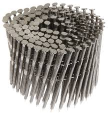 Grip Rite Collated Roofing Nails by Grip Rite Prime Guard Maxc62875 15 Degree Wire Coil 1 3 4 Inch By