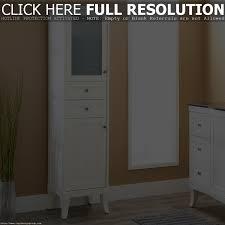 bathroom vanities with linen cabinet bathroom decoration