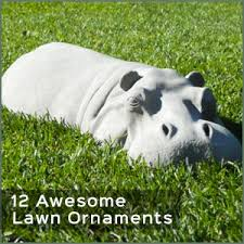 12 of the coolest lawn ornaments ready for your home the