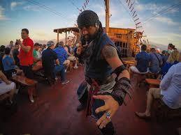 the pirate u0027s parrot pirate ship vallarta
