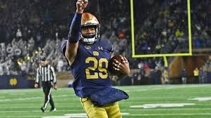 notre dame wrapping paper notre dame post 6 pack win but beat navy this