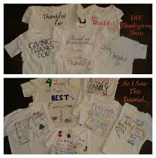 so i saw this tutorial diy thanksgiving shirts for the family