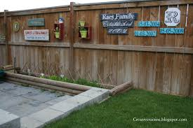 15 fantastic ideas for decorating your garden fence amazing
