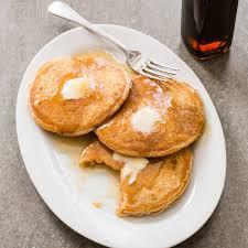 100 percent whole wheat pancakes america u0027s test kitchen