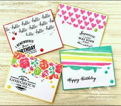 friendship cards birthday and friendship cards the project bin