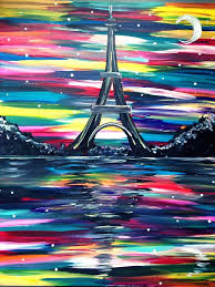best 20 paris painting ideas on pinterest eiffel tower painting