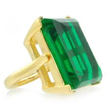 emerald rings uk emerald cocktail ring