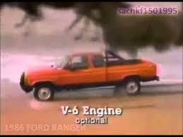 1986 ford ranger 4x4 1986 ford ranger stx commercial