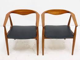 danish barrel teak armchair in teak denmark oneandhome