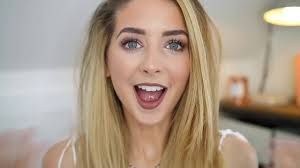 bronzed summer makeup look zoella quiz which zoella beauty tutorial should you try