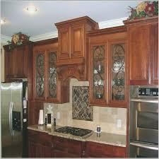 glass kitchen cabinet doors home depot fresh kitchen cabinet glass doors home depot inside 18126