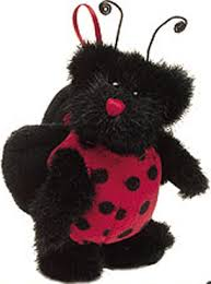 cuddly collectibles boyds plush insect teddy ornaments