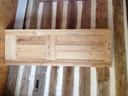 reclaimed wood doors wb designs