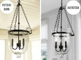 Pottery Barn Lantern Chandelier 11 Places To Find Pottery Barn And Anthropologie Lighting