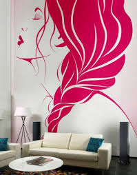 wall paint designs for living room trends also stencils pictures