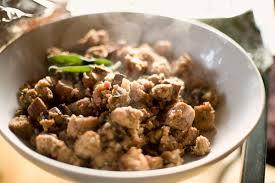 crock pot bread and cornbread dressing recipe