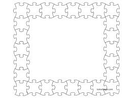 dipingere cornici puzzle cornicette bordi per copertine puzzle