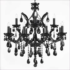 Hanging Dining Room Light Fixtures by Living Room Small Black Chandelier Rustic Industrial Light