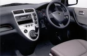 2005 Honda Civic Coupe Interior Honda Civic 2001 Car Review Honest John