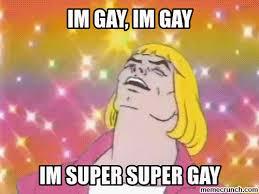Ha Gay Memes - gay