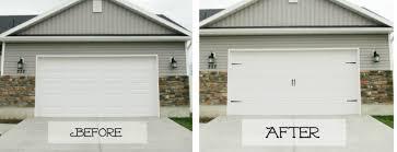 pro design home improvement garage doors arched trim design wood garage door with knotty