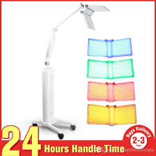 professional led light therapy machine top quality floor standing professional led pdt bio light therapy