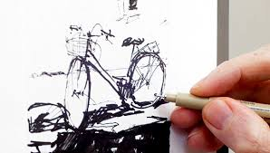 urban sketching tutorial for beginners