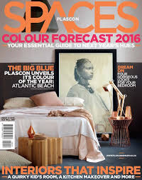 Interior Decorating Magazines South Africa by Plascon Colour U0026 Inspiration Plascon Spaces Magazine