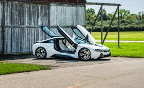 Bmw I8 2016 Interior - 2017 bmw i8 in depth model review car and driver