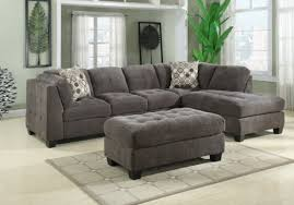 awesome axel leather sofa 89 ottoman set west elm pertaining to