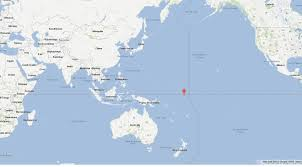 Vancouver Canada On World Map by Nauru Map