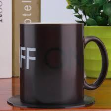 wholesale 2016 new magic cup delicate mug heat sensitive color
