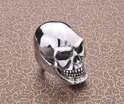 steel skull rings images 5 awesome cheap skull rings for men woman fashion jpg