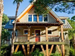 home exterior with porch designscoastal home exterior with