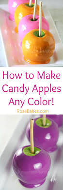 where can i buy candy apples how to make candy apples any color bakes
