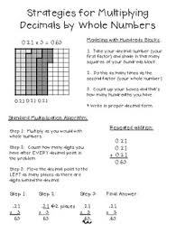 all worksheets multiplying decimals by whole numbers worksheets
