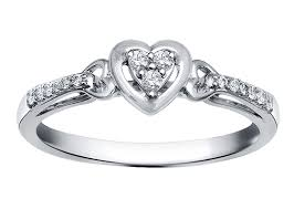 Promise Ring Engagement Ring And Wedding Ring Set by What Is A Promise Ring Jewelry Wise