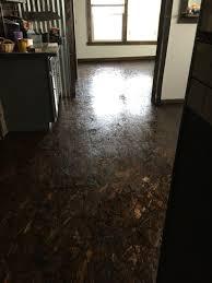 osb stained floor cheap unique furniture unique
