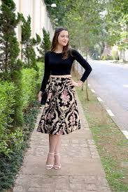 saia mid modelos de saia midi tendências fotos dicas e lojas