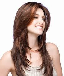 step cutting hair layered hairstyles for long hair round face