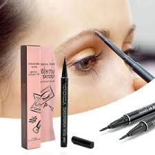 tattoo pen ebay fashion brown lasting 7days makeup eye brow eyebrow pencil
