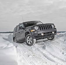 dodge jeep white fca winter drive event